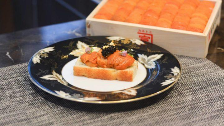 秘製醬汁搭配日式食材     日式鐵板燒「 Ukiyo 世 」全新廚師發辦餐單