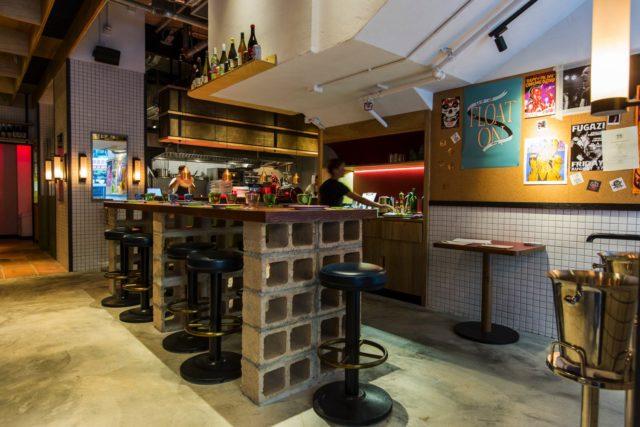 西營盤眾腳點!  意式薄餅餐廳兼酒吧 HOMESLICE 推清新雞尾酒