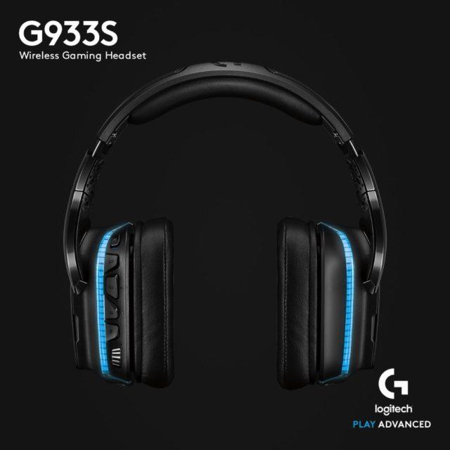 Logitech G 推全新遊戲耳機 Logitech G933S 50mm 單元震撼打機