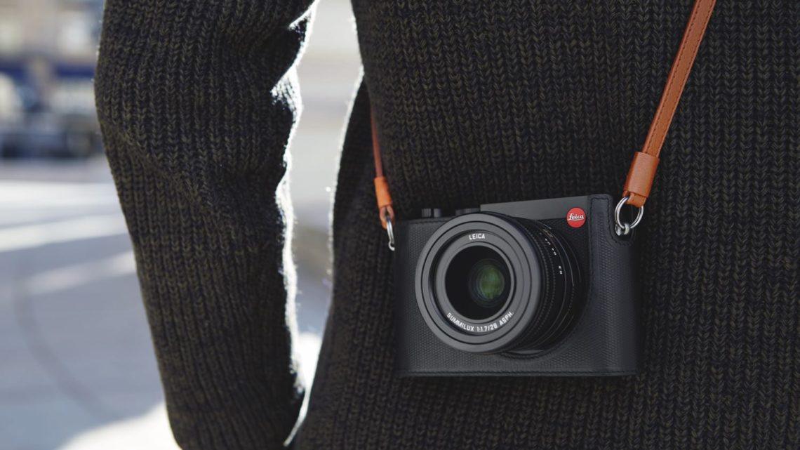貴價定焦鏡頭相機  Leica Q2 全畫幅相機升級登場
