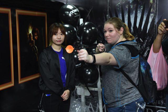 《 權力遊戲 》最終生死大戰 異鬼現身「 Iron Throne鐵王座 」駕臨香港
