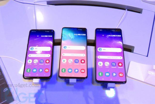 超聲波指紋感應+Dynamic AMOLED Samsung Galaxy S10 系列手機到港