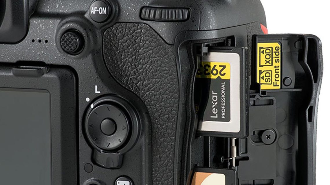 每秒 1700MB 讀取速度 全新研發 Sony CFexpress Type B 系列記憶卡
