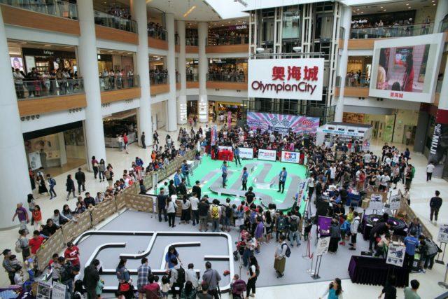 TAMIYA Fair Hong Kong 2019 田宮香港嘉年華  組裝迷你四驅車帶來 STEM 體驗