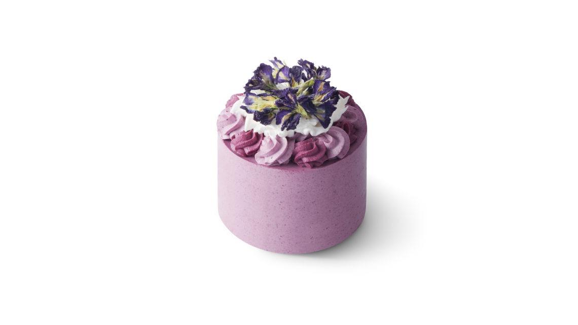 【 轉心情 】蝶豆花藍莓蛋糕麵包系列 顏值營養二重奏