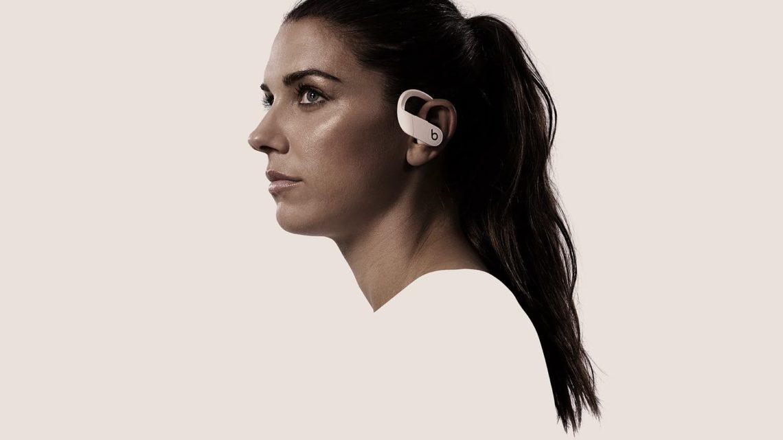 Beats Powerbeats Pro 運動群星廣告  耳機固定視點另類視覺欣賞運動