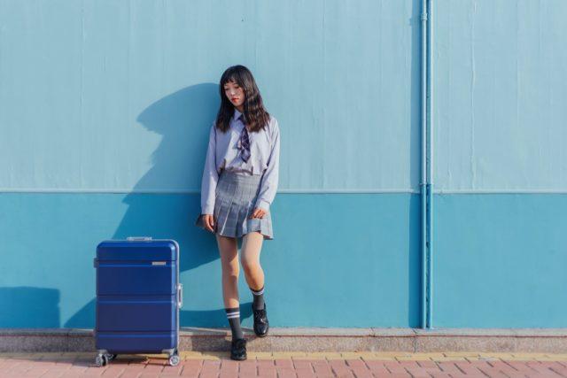 旅行必備行李箱  Antler 新款「防彈塑膠」喼集專業與休閒形象於一身