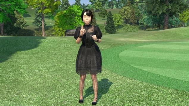 屋企大力揮桿打 golf     《 全民高爾夫 VR 》 5 月 21 日發售