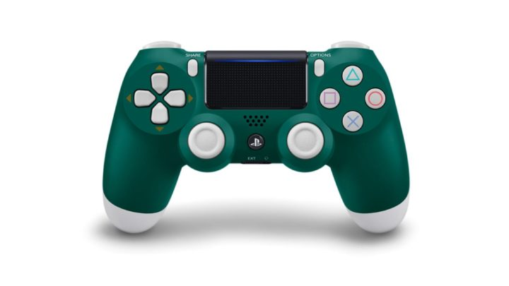 PlayStation 復活節優惠  DUALSHOCK4 無線控制器新色「高山綠」登場