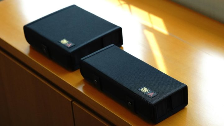Astell&Kern x VanNuys 專屬保護盒    同場加映 Lightning 3.5mm 轉換線