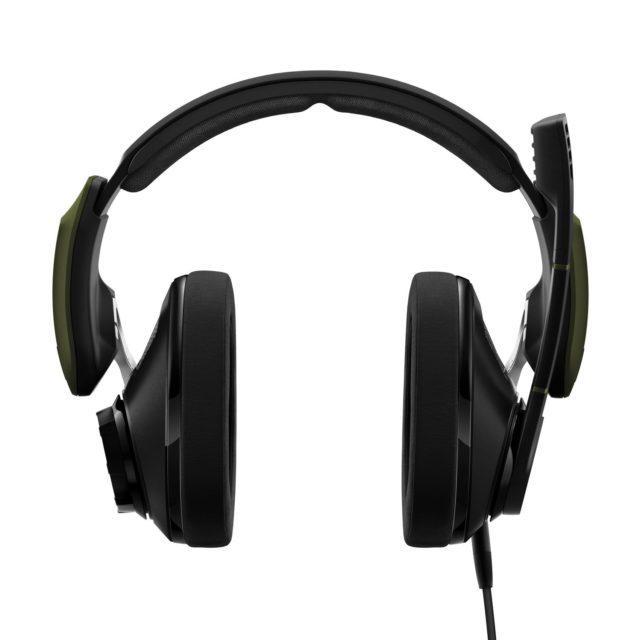 7.1 環迴立體聲   Sennheiser GSP 550 遊戲耳機改良收音咪