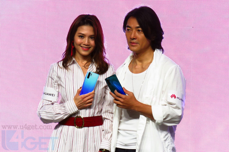HUAWEI P30 Pro 超感光 Leica 四鏡頭 10 倍無損變焦 HK$6,988 開售