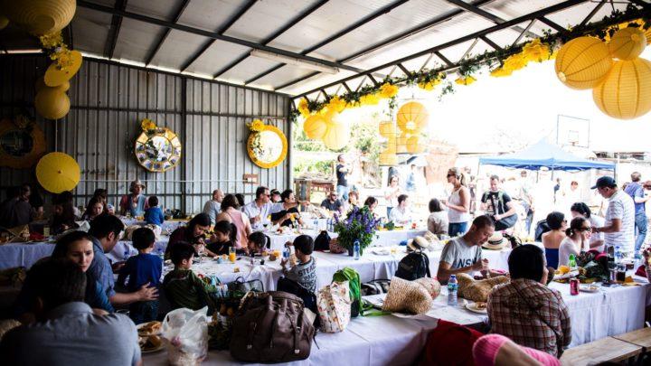 Harvest Feast 豐收節共享有機家常菜式  新鮮生蠔、大蜆和長腳蟹腳必試