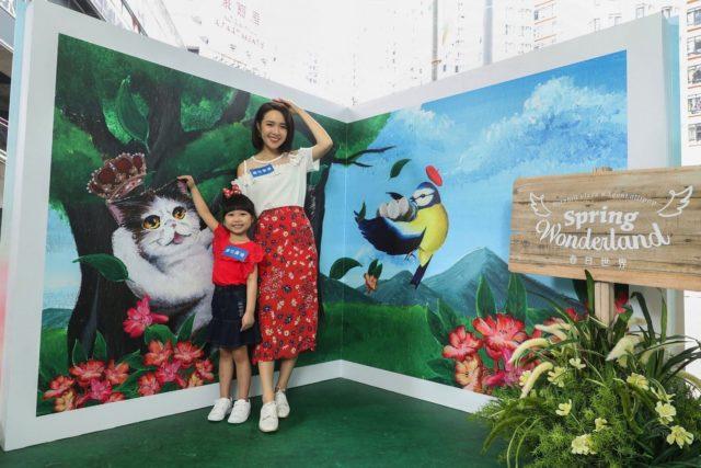趣緻三色貓咪 Gloomie 成「寵愛藝術展」主角 「超級貓咪」攻港島兩大區域