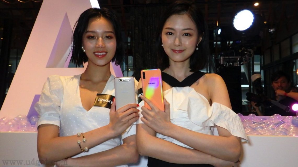 Samsung Galaxy A80 旋轉鏡頭現身 連出五機 J 系升格變 A 系