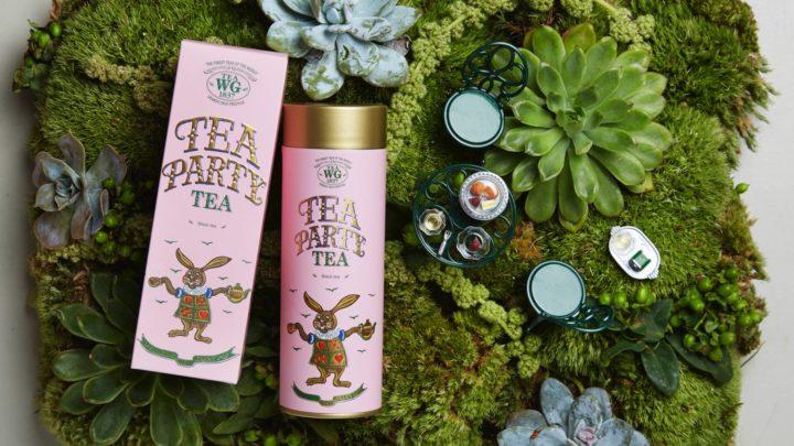 復活節飲靚茶食雪葩  Tea WG 茶宴舞會茶