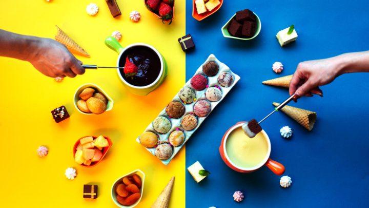 普慶餐廳推 Mövenpick 雪糕火鍋下午茶自助餐  無限添加黑白朱古力火鍋
