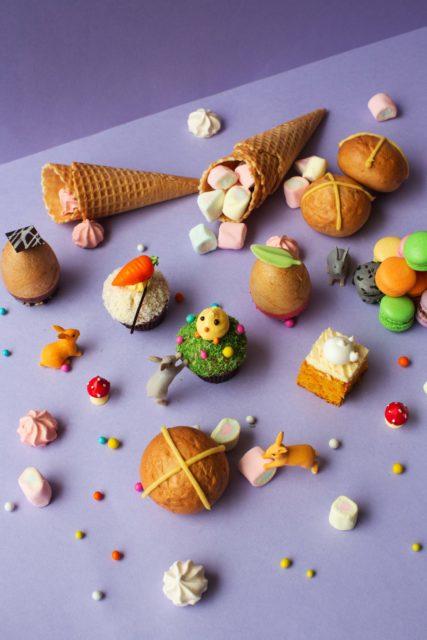 普慶餐廳推出奇趣復活節自助餐  一家大細有得食兼有得玩