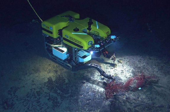 第 14 屆工程及科技學會/MATE 香港區 – 水底機械人挑戰賽 水中任務鬥一番