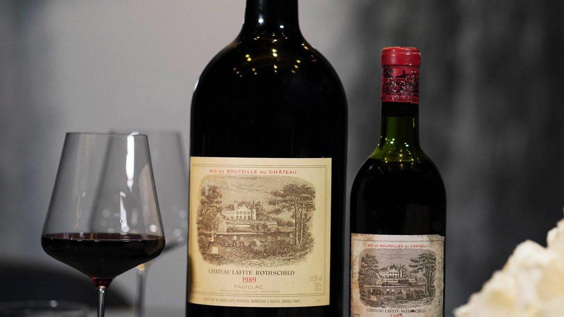 品嚐三公升裝 1985 年極品拉菲  「 品 」推出粵菜葡萄酒晚宴