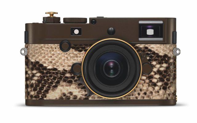 歌手 Lenny Kravitz 設計 Leica M Monochrom 「 漂泊者 」限量特別版套裝