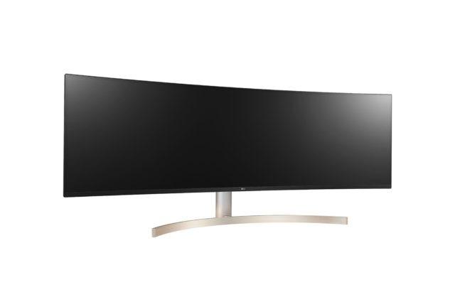 呢啲先叫霸氣打機! 全新 LG 49WL95C 49 吋 32:9 超寬闊曲面顯示器