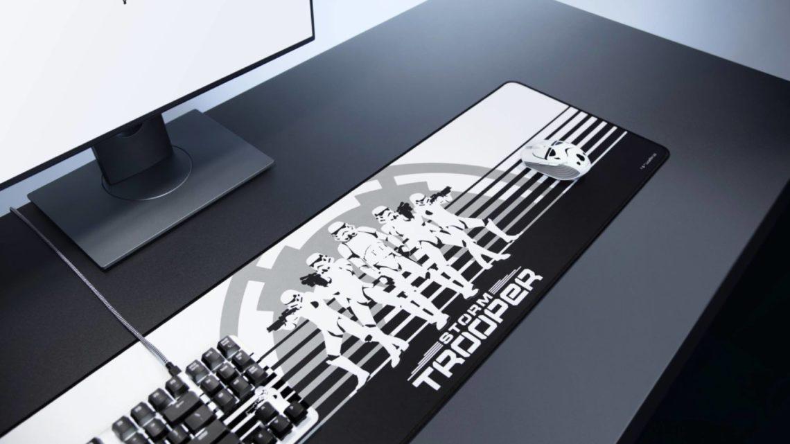 Razer x 星球大戰推 STORMTROOPER 系列  加入原力黑暗面