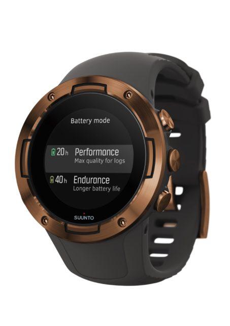 Suunto 5 GPS 運動腕錶登場 四星導航準確記錄運動路線