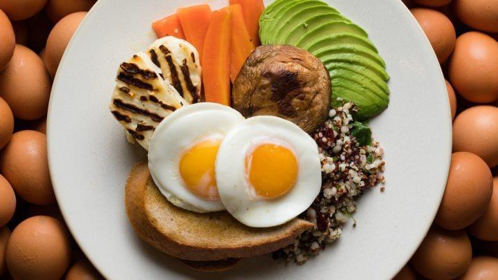 Bread Street Kitchen & Bar 推出素菜及純素滋味   無肉早餐為一天開始打氣