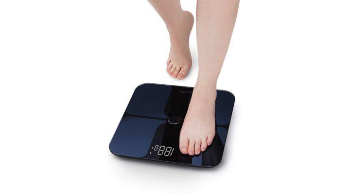 Eufy by ANKER BodySense 智能電子體脂磅 感測器測量 12 項身體數據