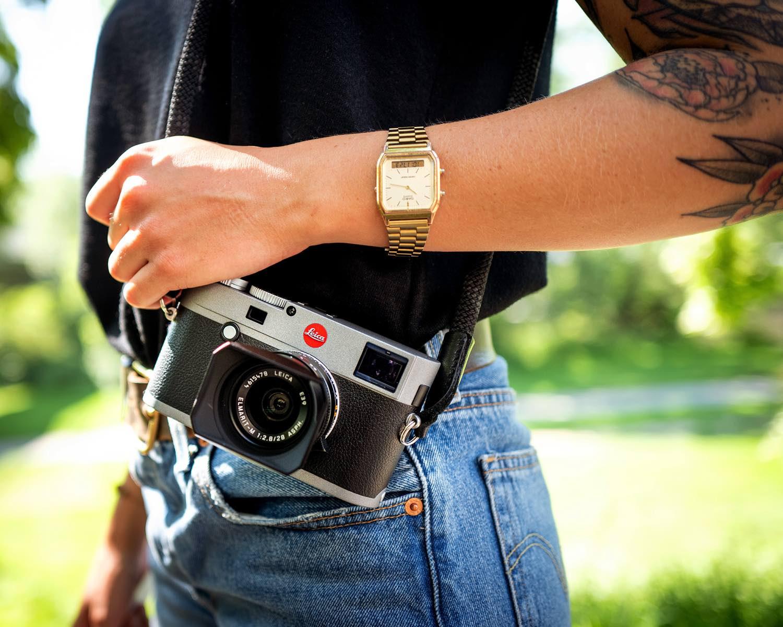 入門級 M 系相機現身  Leica M-E 開價 HK$35,000 最貴入門機