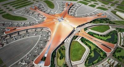 伊瑪爾與北京新航城合作  聯合開發北京大興國際機場臨空經濟區