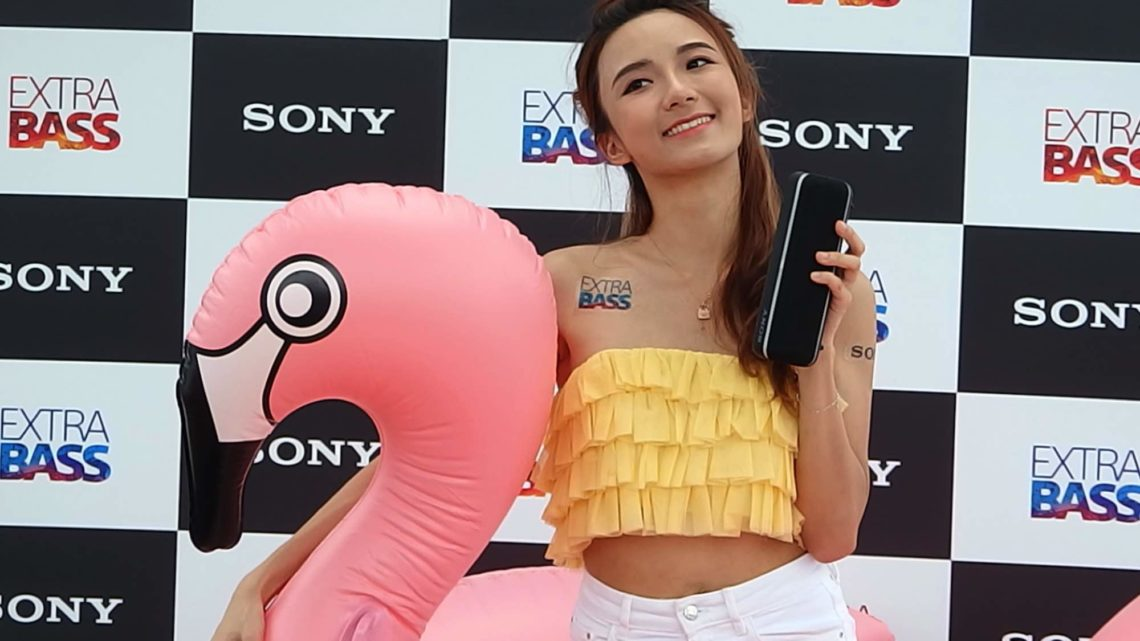 Sony EXTRA BASS 防水無線喇叭   SRS-XB32 防跌防銹海邊聽歌最啱用