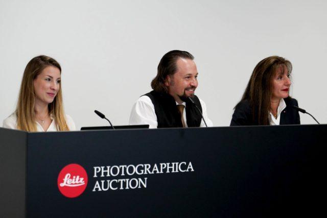 Leitz Photographica Auction 舉行 百萬歐元 Lecia MP-2 現身