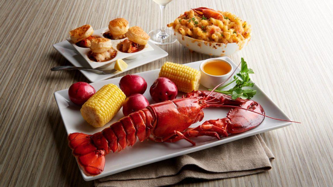 Morton's 推出 Lobster Indulgence 龍蝦套餐 只限 3 晚限定供應