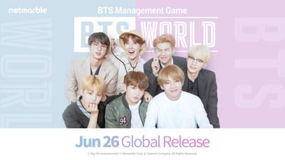 《 BTS WORLD 》第3首原聲歌曲《 ALL NIGHT 》6月21日推出