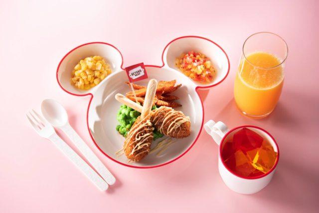 全新貴賓室餐單 香港環亞優逸庭 推出兒童專享的
