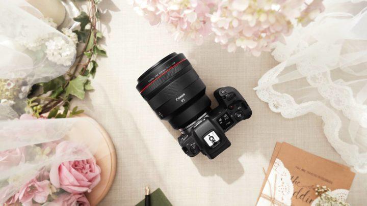 無反人像鏡頭終於推出! Canon RF 85mm f/1.2L USM 鏡頭