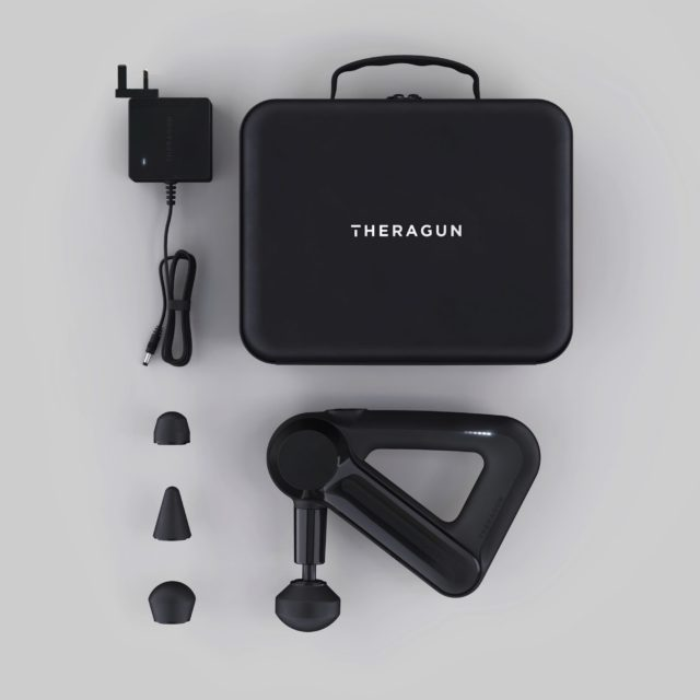 專業級肌肉治療良伴  Theragun G3 衝擊治療按摩槍