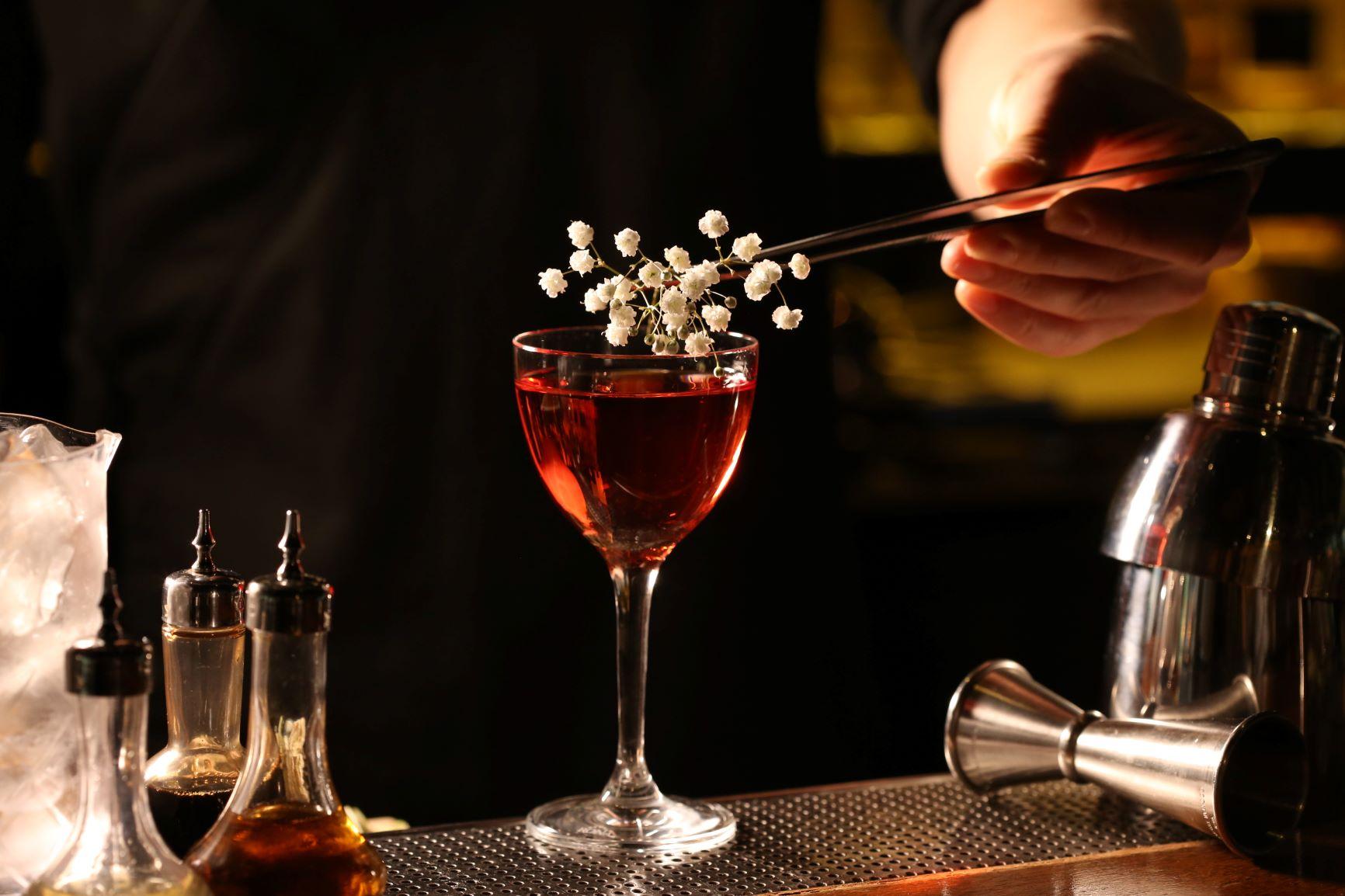 慶祝經典調酒 Negroni Week   Zuma 推出限定 Negroni 雞尾酒