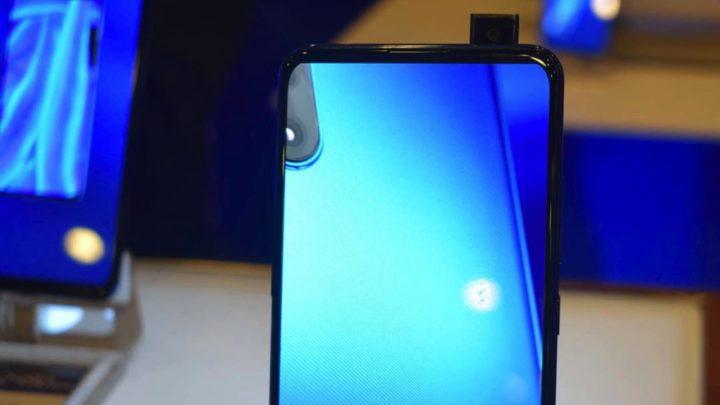 逆境推新機?  HUAWEI Y9 Prime 2019  HK$1,888 玩升降式前鏡頭