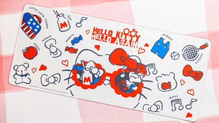Hello Kitty 45 週年主題展 《銀娛呈獻:Hello Kitty Hello Again》 期間限定精品率先睇