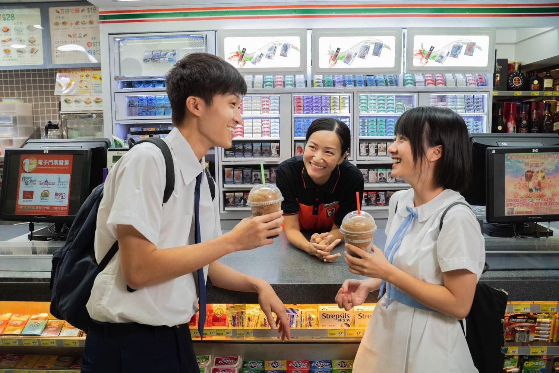 為 DSE 考生「打氣唔使用口講」  7-Eleven 放榜日送迷你思樂冰