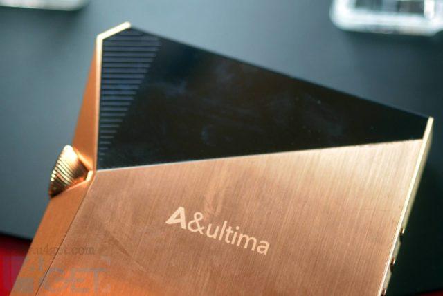 全新雙 AK4499EQ 晶片  Astell&Kern A&ultima SP2000 旗艦級流動播放器