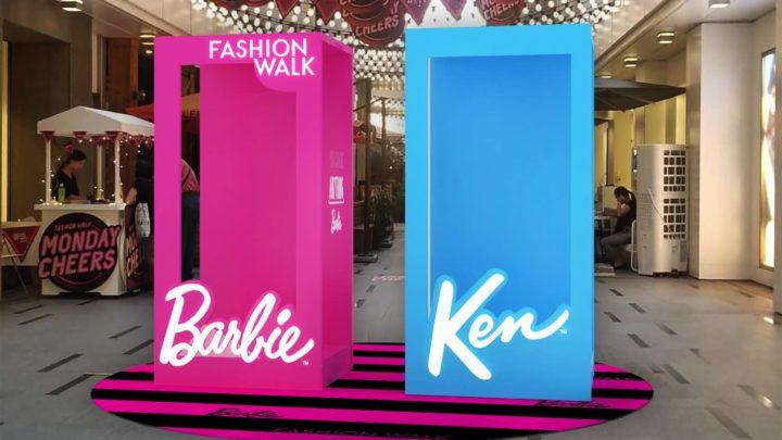 首度聯乘 Barbie 60 周年特別企劃  You Can Be Anything