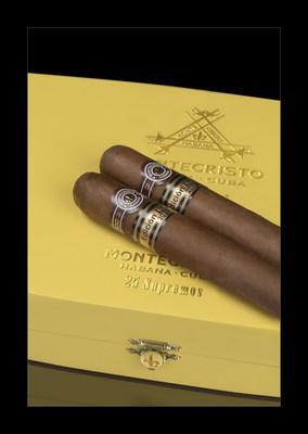 哈伯納斯在義大利全球首發限量版蒙特克裡斯托至尊雪茄