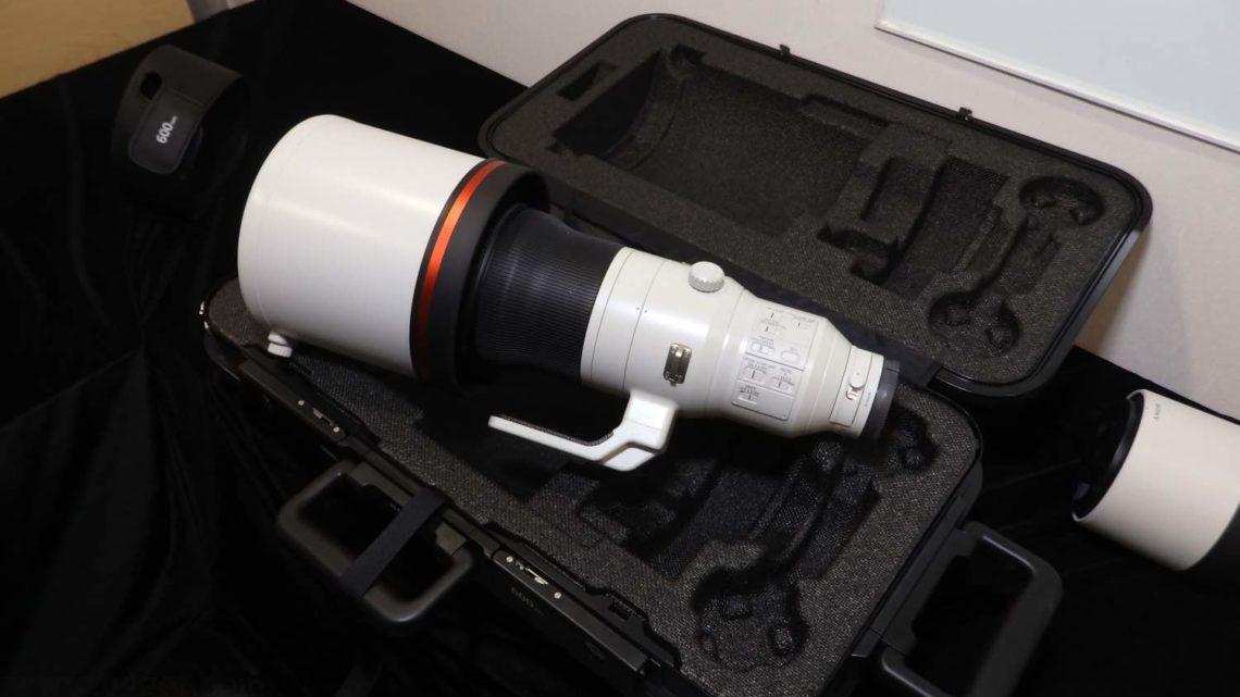 實測全片幅打雀神器  Sony 600mm F4 G Master / 200-600mm G OSS 雙鏡齊發