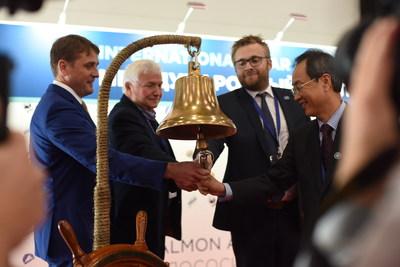 超過15個外國代表團將參加在聖彼得堡舉行的全球漁業論壇