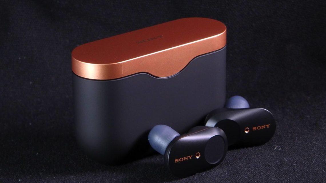 【上手實測】 Sony WF-1000XM3 真無線耳機同你講性價比高  HK$1,890 聲靚電量勁