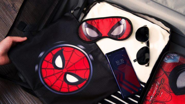 Sony Mobile 聯乘蜘蛛俠    買 Xperia 1 送「《蜘蛛俠:決戰千里》飛行套裝」